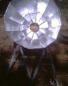Two DIY – DIM (Did It Myself) Solar Ovens
