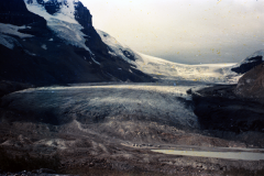 The Athabasca Glacier